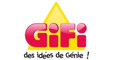 Publicité extérieure - réseau publicitaire Triaire - Gifi